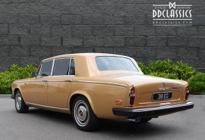 Rolls Royce SILVER WRAITH for Sale on Car and Classic UK