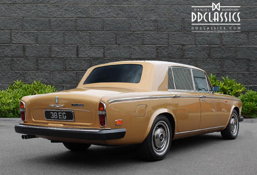 rolls royce silver wraith 11 for sale