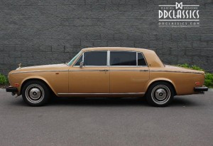Rolls Royce SILVER WRAITH II for Sale on Car and Classic UK
