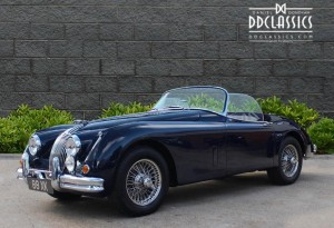 jaguar xk150 for sale in London