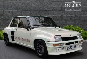 Renault R5 Turbo for sale | Classic Driver