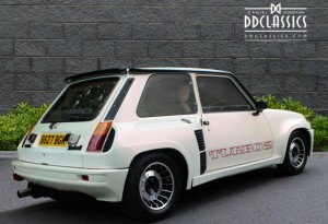 classic renault rally car for sale