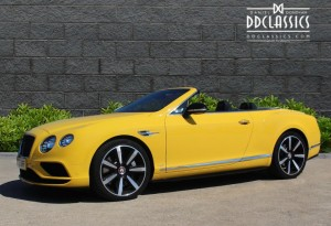 bentley continental gt s v8 auto for sale