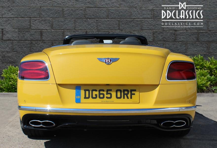 bentley continental gt v8 s price
