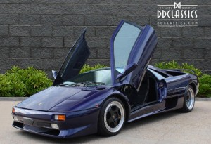 Lamborghini Diablo SV for sale in London