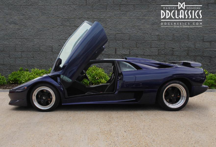 Lamborghini supercars for sale UK