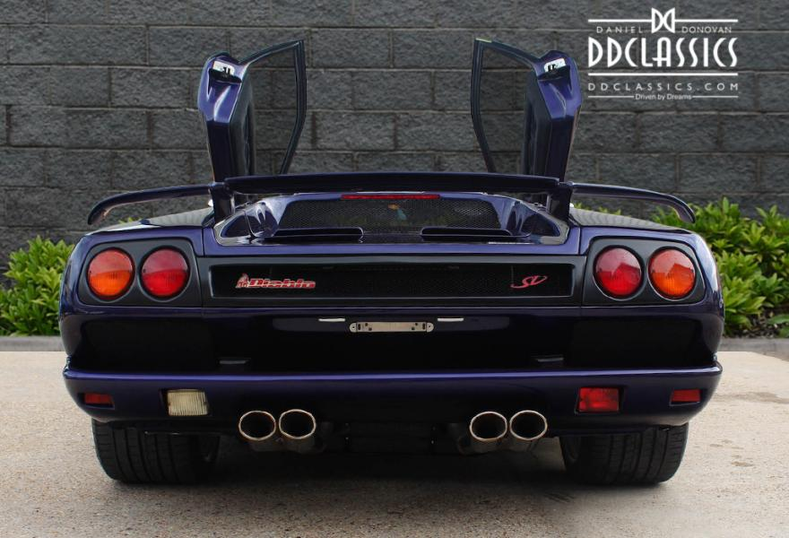 Classic Lamborghinis for sale UK
