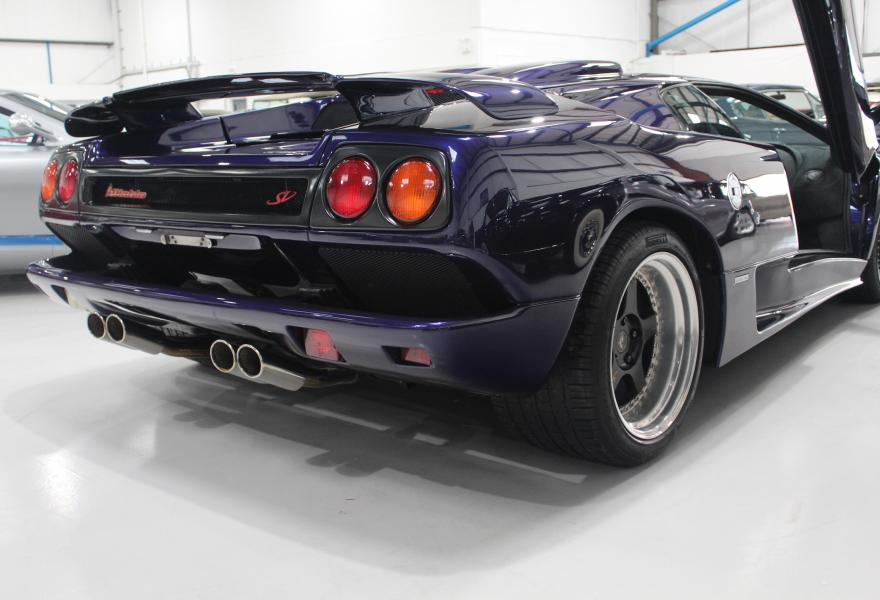 lamborghini diablo for sale at DD Classics