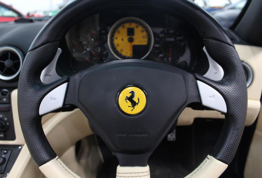 ferrari 575 superamerica steering wheel
