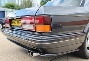Bentley Turbo rear lights
