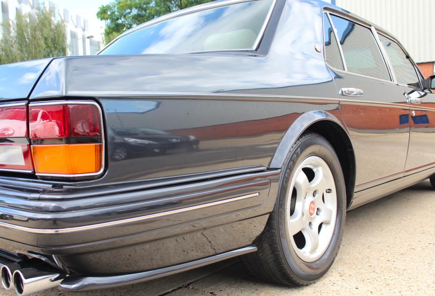 Bentley Turbo RT rear phot