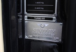 bentley-chassis-plate