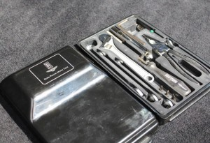 Original bentley toolkit