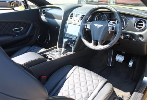 Used Bentley continental gt s v8 auto for sale