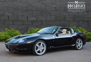 Ferrari 575M F1 Superamerica for sale in UK