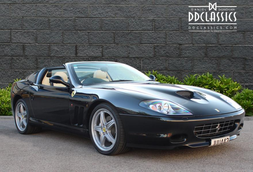 ferrari 575 superamerica cars for sale
