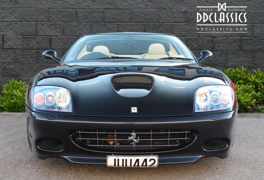 ferrari 575 superamerica for sale