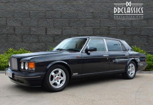 Bentley Turbo RT for sale in UK