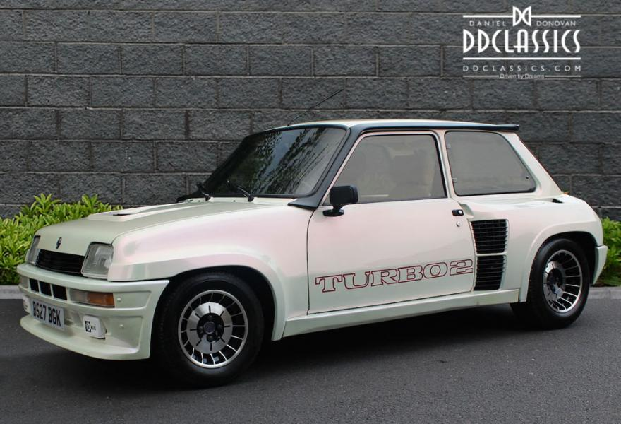 Renault 5 TURBO for Sale on Car and Classic UK