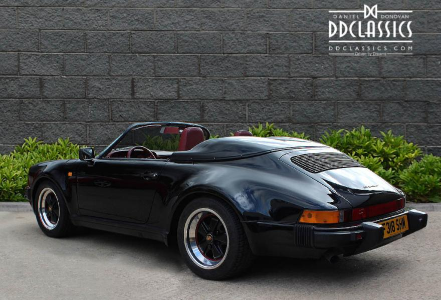 Porsche 911 3 2 Speedster Wide Body Lhd
