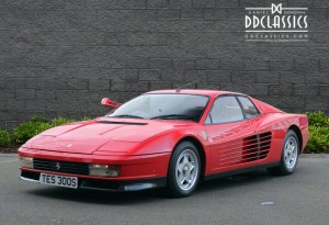 Ferrari testarossa monospecchio for sale in