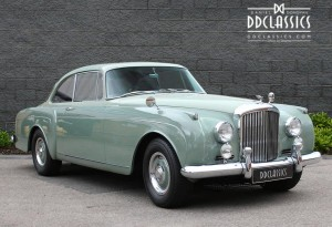 1961 Bentley S2 Continental H.J Mulliner 2-Door for sale in London (RHD)