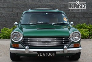 Austin 1800 Panel Van for sale at DD Classics