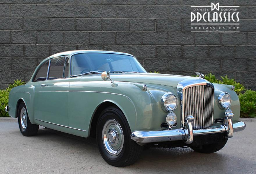 Bentley S2 CONTINENTAL for Sale on Car and Classic UK
