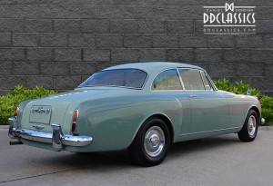 bentley s2 continental coupe for sale