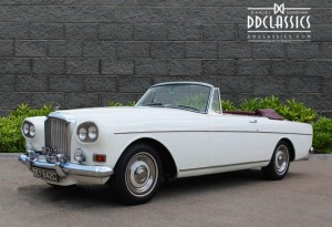 """1966 Bentley S3 Continental """"Chinese Eye"""" for sale in London (RHD)"""