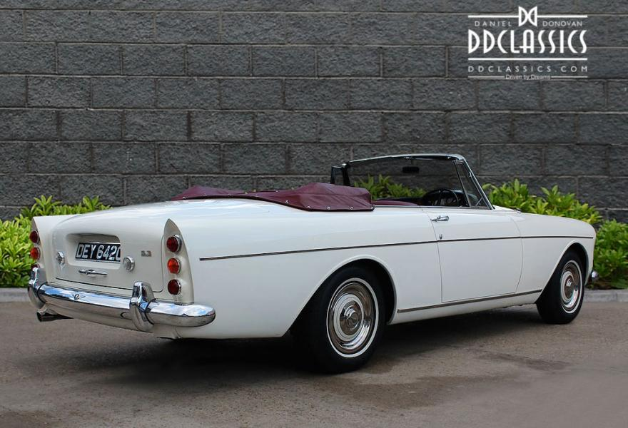 1966 Bentley S3 - Continental 'Chinese Eye' by Mulliner Park Ward for sale at DD Classics