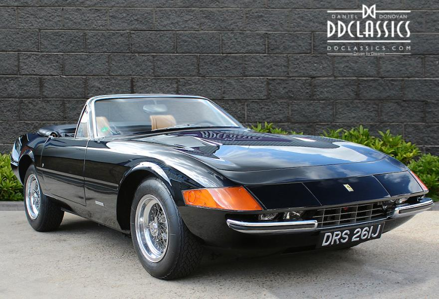 ferrari daytona convertible for sale in London