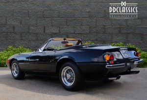 ferrari 365 gts/4 daytona conversion for sale