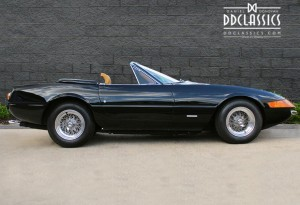 ferrari daytona spyder for sale at DD Classics