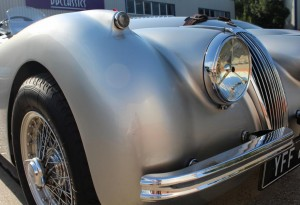 Jaguar XK120 for Sale on Car and Classic UK