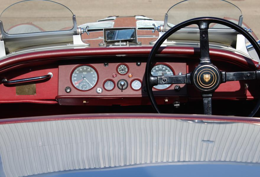 jaguar xk120 roadster price