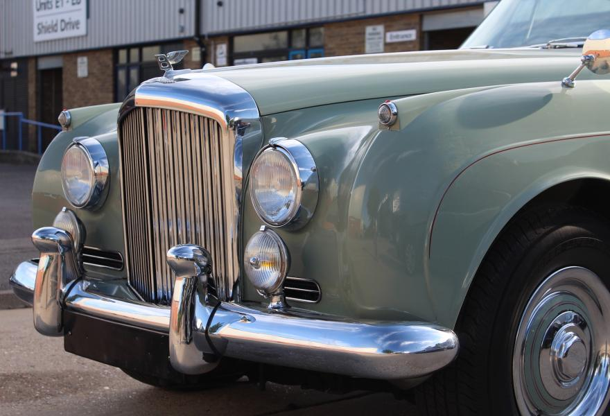 bentley s2 continental sports saloon for sale UK