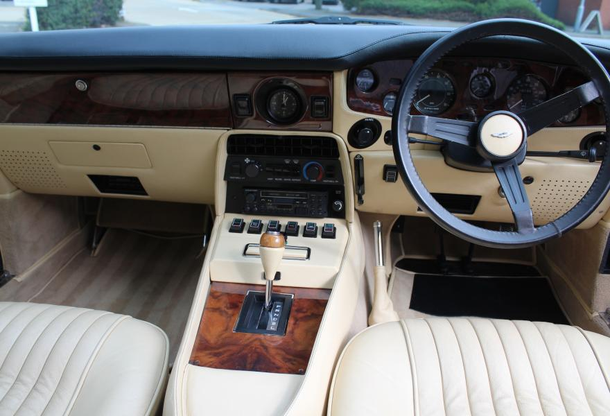 """V8 Series IV \""""Oscar India\"""" 1979 for sale from the Aston Workshop"""