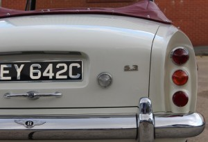 bentley s3 continental for sale