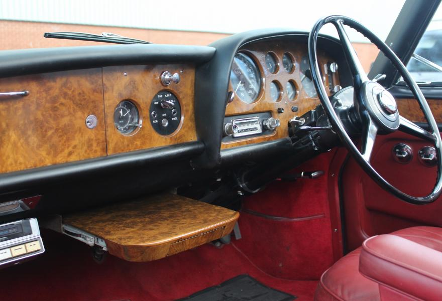 bentley s3 continental drophead chinese eye rhd. Black Bedroom Furniture Sets. Home Design Ideas