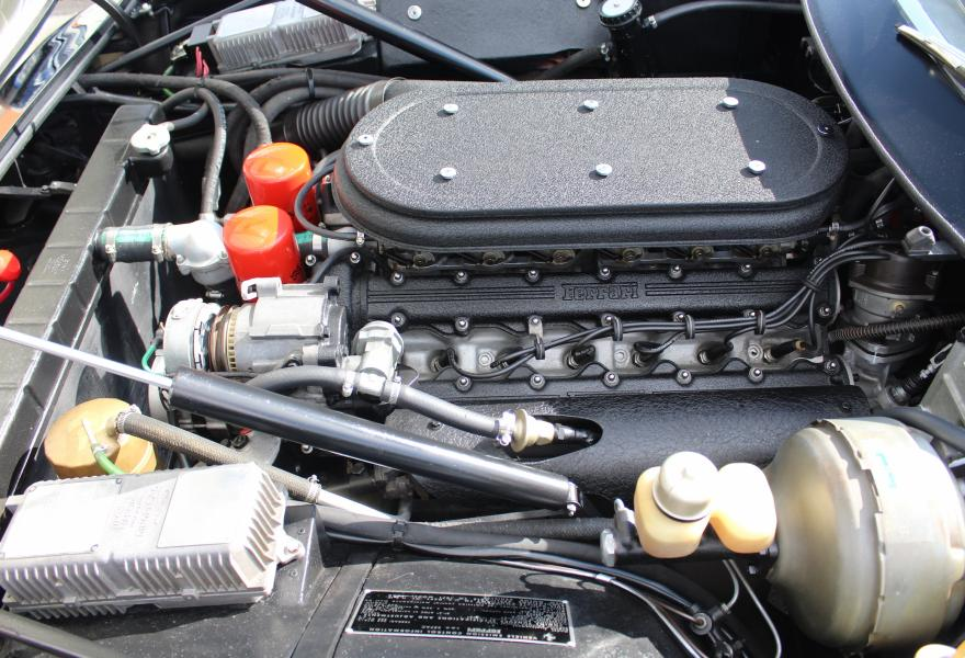 ferrari daytona engine
