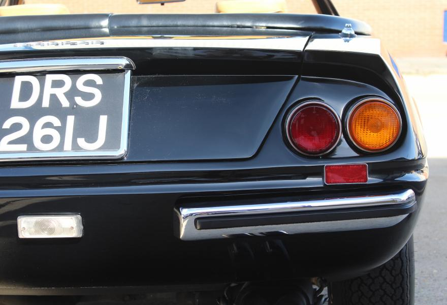 ferrari 365 gts/4 daytona spyder conversion for sale