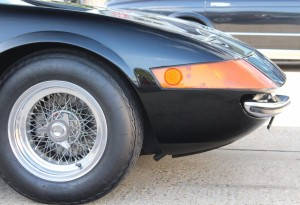 ferrari daytona front end