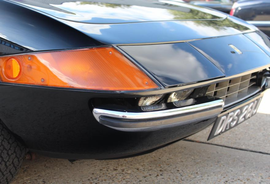 ferrari 365 daytona spyder top speed