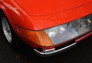ferrari 365 gtb/4 plexiglass headlights