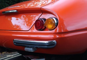 rosso dino ferrari daytona for sale