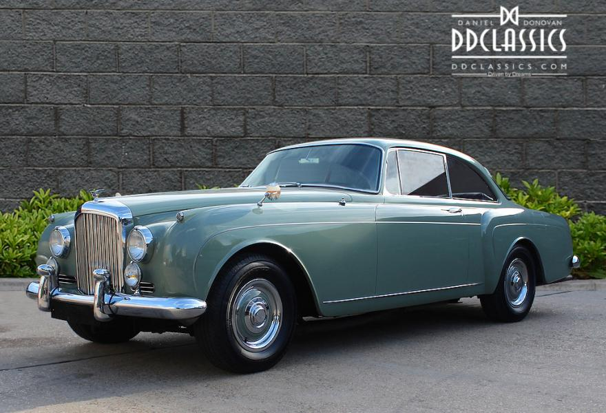 bentley s2 continental for sale at DD Classics in London, UK