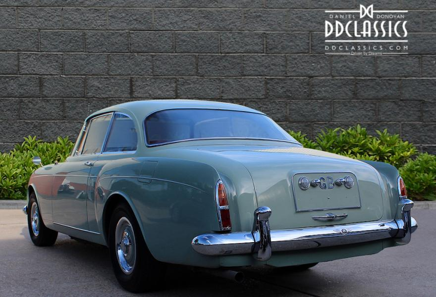 right hand drive bentley continental s2 for sale