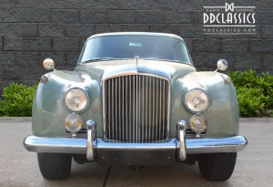 bentley s2 continental sports saloon for sale in London at DD Classics