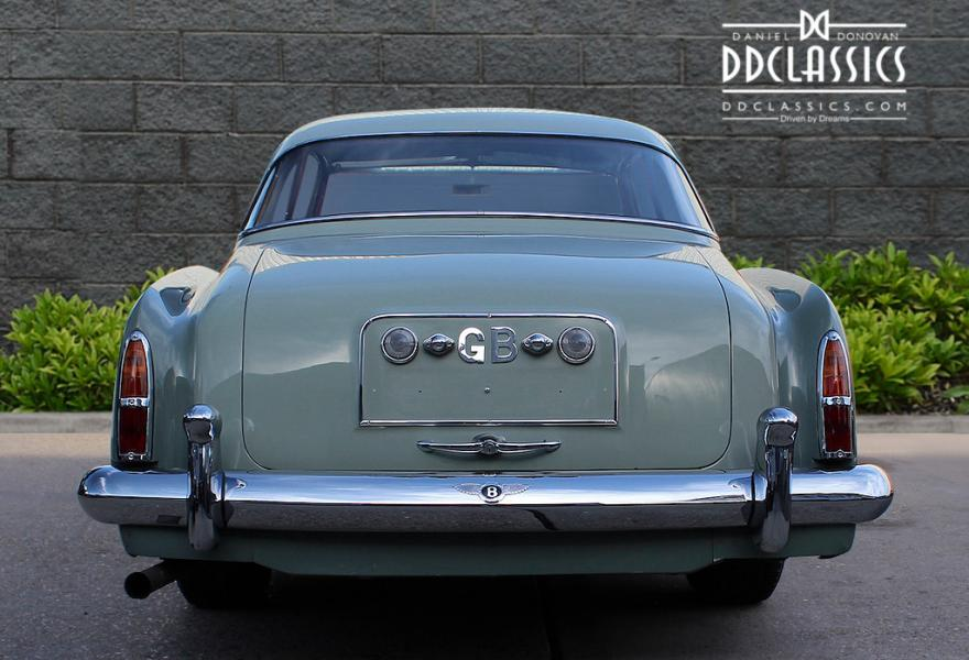 1961 bentley continental for sale